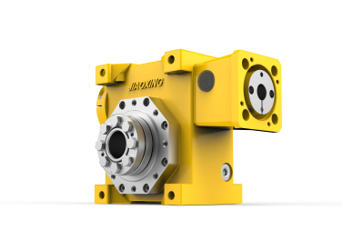 Helical-hypoid gear reducer JHG